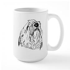 Noble Beardie Mug