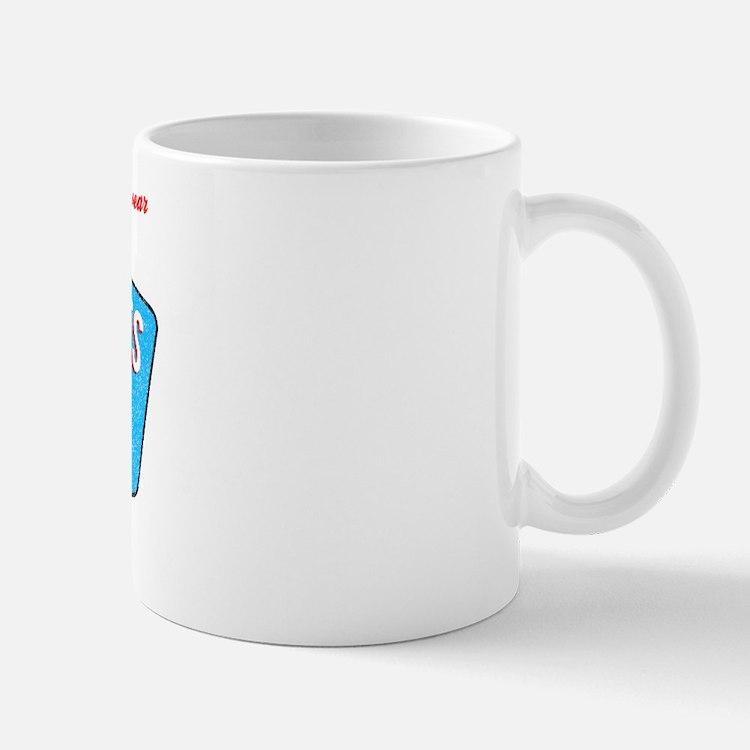 Stretchy Pants (Vintage Look) Mug