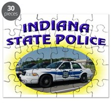 Indiana State Police Puzzle