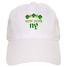 New York Irish St Patrick's Baseball Cap