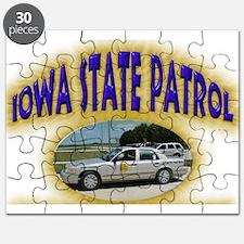 Iowa State Patrol Puzzle