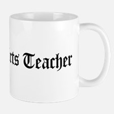 Language Arts Teacher Mug
