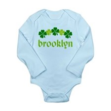 Brooklyn Irish St Patrick's Day Long Sleeve Infant