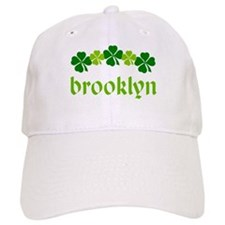 Brooklyn Irish St Patrick's Day Baseball Cap
