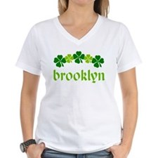 Brooklyn Irish St Patrick's Day Shirt