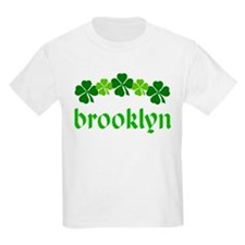 Brooklyn Irish St Patrick's Day T-Shirt