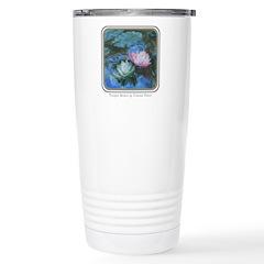 Waterlily Travel Mug