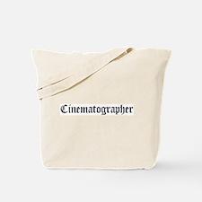 Cinematographer Tote Bag