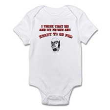 Go Pro (Vintage Look) Infant Creeper