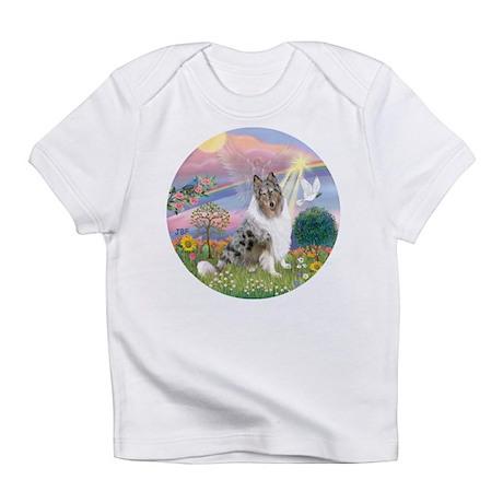 CloudAngel-Collie (B) Infant T-Shirt