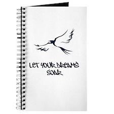 Let Your Dreams Soar Journal