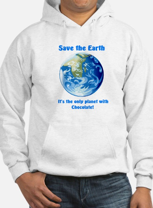 Cute Save the earth it%27s the only planet with beer Hoodie