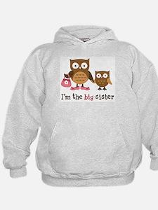 Big Sister - Mod Owl Hoody