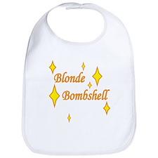 Blonde Bombshell Bib