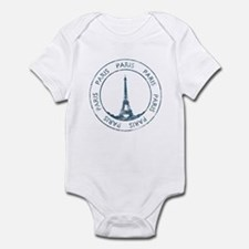 Vintage Paris Infant Bodysuit