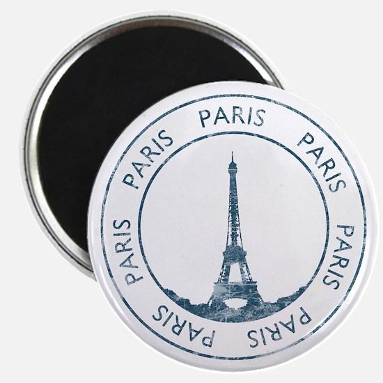 Vintage Paris Magnet