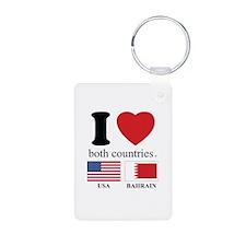 USA-BAHRAIN Keychains