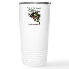 Tail Of The Dragon Travel Coffee Mug