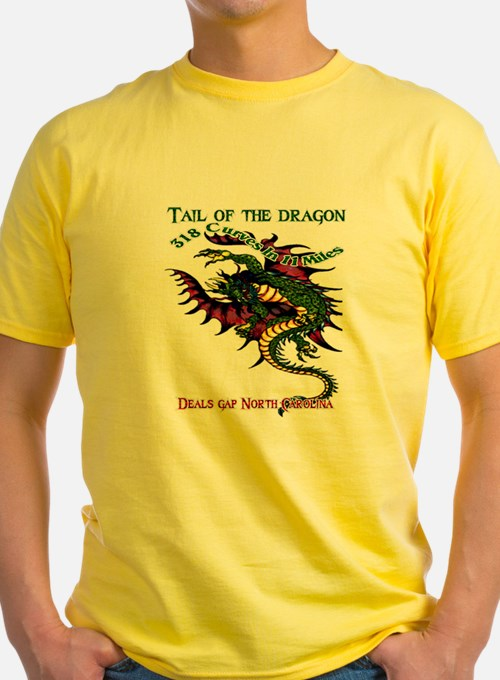 Tail Of The Dragon T