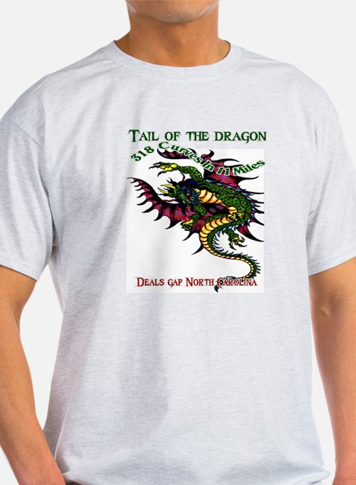 Tail Of The Dragon T-Shirt