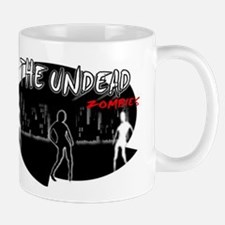 the undead zombies Mug