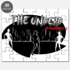 the undead zombies Puzzle