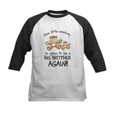 Cute Monkey news Tee