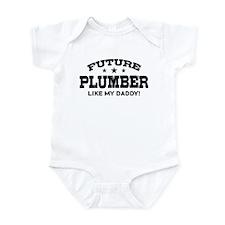 Future Plumber Onesie
