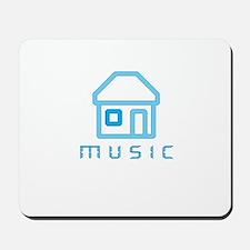 House Music Mousepad