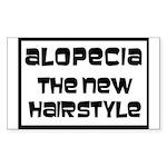 alopecia style2 Decal