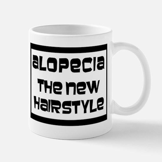 alopecia style2 Mug