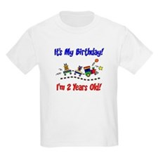 bday train 2 T-Shirt