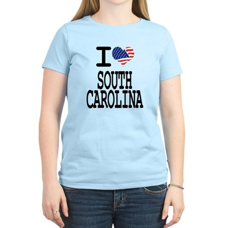 I love South Carolina Women's Light T-Shirt