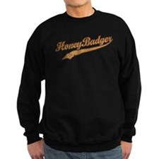 Team Honey Badger Sweatshirt