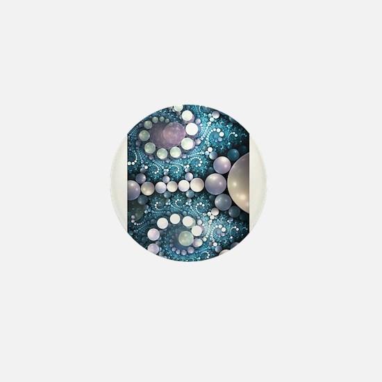 Funny Agape Mini Button