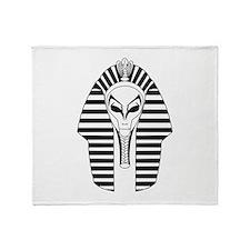 Cute Ancient aliens Throw Blanket