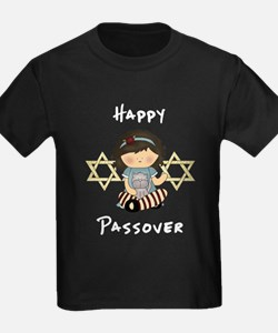 Happy Passover Girl T