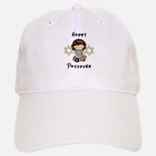 Happy Passover Girl Baseball Baseball Cap
