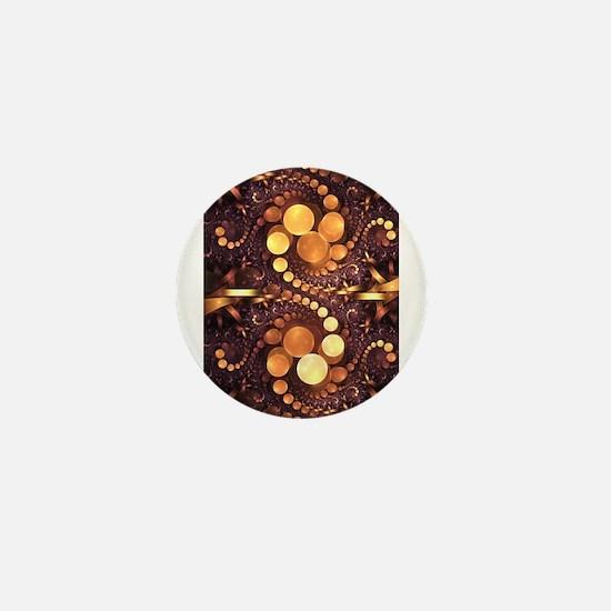 Cool Agape Mini Button