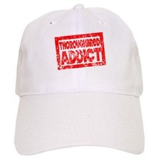 Thoroughbred ADDICT Baseball Cap