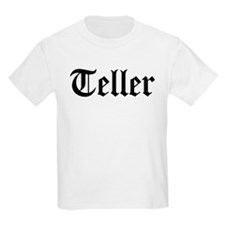 Teller Kids T-Shirt