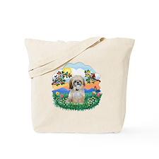 BrightLife-ShihTzu 17 Tote Bag