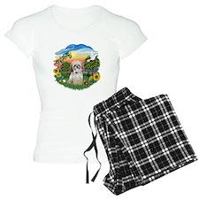 Bright Country-Shih Tzu 17 Pajamas
