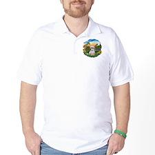 Bright Country-Shih Tzu 17 T-Shirt