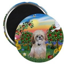 Bright Country-Shih Tzu 17 Magnet