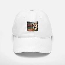 """Why God Made Dogs"" AmStaff Baseball Baseball Cap"