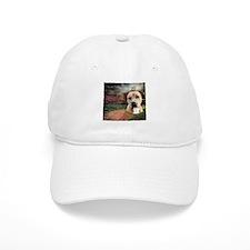 """Why God Made Dogs"" AmStaff Baseball Cap"