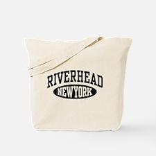 Riverhead NY Tote Bag