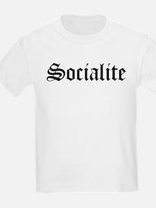 Socialite Kids T-Shirt