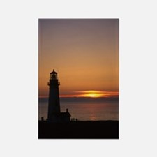 Yaquina Head Lighthouse - Refrigerator Magnet
